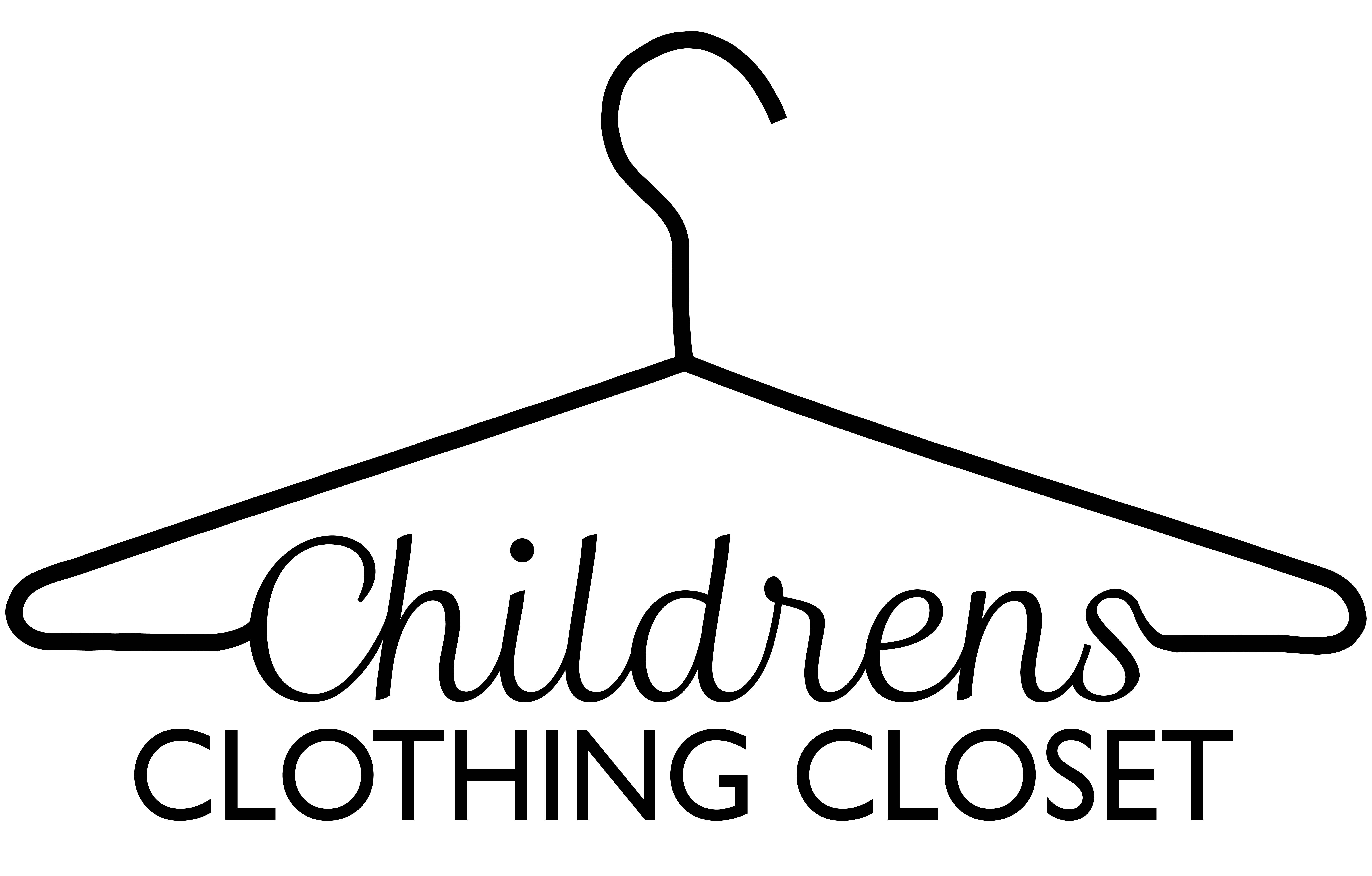 Childrens Closet Logo Clothing